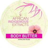 Indigenous African Rose Body butter Top